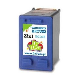 Tusz zamiennik 22 do hp c9352ae kolorowy - darmowa dostawa w 24h