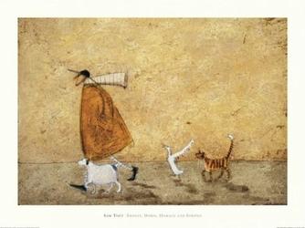 Ernest, Doris, Horace And Stripes - reprodukcja