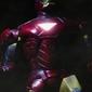 Iron man 2 mark vi - plakat wymiar do wyboru: 40x50 cm