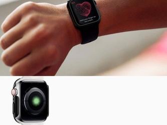 Etui spigen thin fit do apple watch series 456se 40mm black