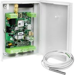 System monitorowania temperatury ropam zakres -20 do +70 st. c płaski przewód czujnika monitoring kontrola pomiar