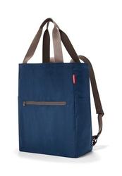 Torba i plecak 2-in-1 reisenthel dark blue - dark blue