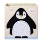 Pudełko na zabawki - pingwin