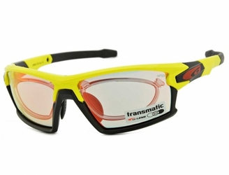 Fotochromowe okulary sportowe z ramką korekcyjną goggle e559-2r