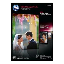 Papier fotograficzny hp premium plus, błyszczący – 50 arkuszya4210 x 297 mm