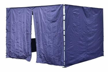 Ścianka 2 szt. 298216 cm do pawilonu 3x3m niebieska