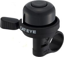 Dzwonek rowerowy cateye wind bell alminium pb-1000 czarny
