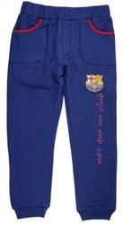 Spodnie fc barcelona granatowe 10 lat