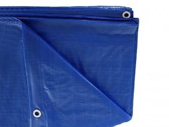 Plandeka niebieska 70 gm2 - 15x20 m