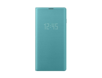 Samsung Etui Led View Cover Galaxy S10 Flat zielone