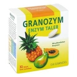 Grandel granozym enzym taler pastylki