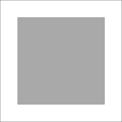 Passe-partout białe 50x50 cm