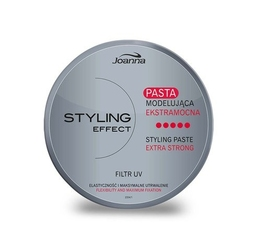 Joanna styling effect, pasta modelująca do włosów, 80g
