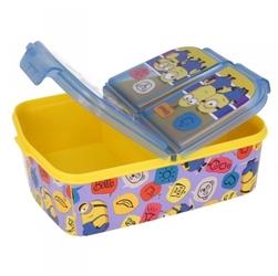 Śniadaniówka lunch box minionki