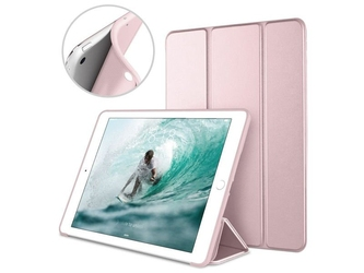 Etui alogy smart case  do apple ipad mini 5 2019 różowe