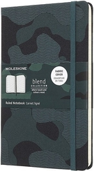 Notes moleskine nomad blend limitowana edycja l zielony