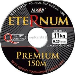 Żyłka uniwersalna JAXON ETERNUM Premium przezroczysta 0,35mm 20kg 150m