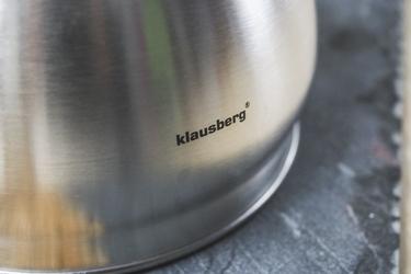 Klausberg czajnik nierdzewny 1.8 l indukcja