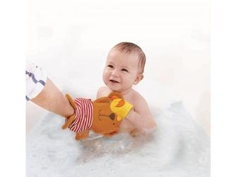 Miś z kaczuszką rękawica do kąpieli
