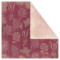Ozdobny papier LOFT herbs 30,5x30,5 cm - Saffron - SAFN