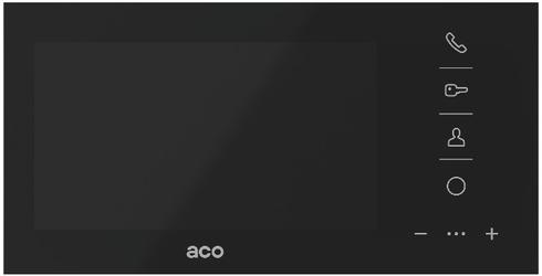 Aco glass-pro-7 bk monitor familio como pro 7 - szybka dostawa lub możliwość odbioru w 39 miastach