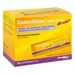 Centrovision lutein 15 mg granulki