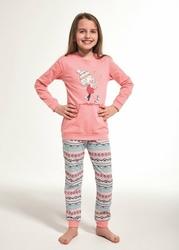 Cornette Kids Girl 594107 Walk piżama dziewczęca