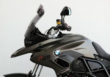 Szyba MRA BMW F 700 GS forma - VT0 bezbarwna