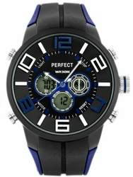 Męski zegarek PERFECT A853 zp197c