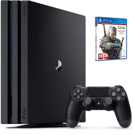 KONSOLA SONY PS4 PRO 1TB + Uncharted 4