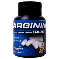 VITALMAX Arginin - 120caps