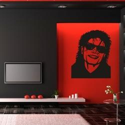 naklejka ścienna Michael Jackson 43
