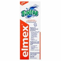 Elmex Junior, płyn do płukania ust, 400ml, 6-12 lat