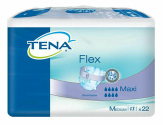 TENA Flex Maxi Medium x 22 sztuki