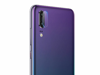 Szkło hartowane Mocolo na aparat obiektyw Huawei P20