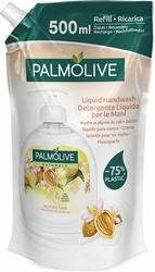Palmolive, Migdał, mydło do rąk w płynie, zapas w folii, 500 ml