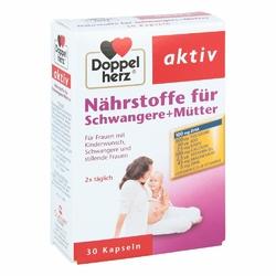 Doppelherz dla kobiet w ciąży i karmiących, tabletki