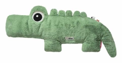 Przytulanka z wypełnieniem z groszku Done by deer krokodyl duży