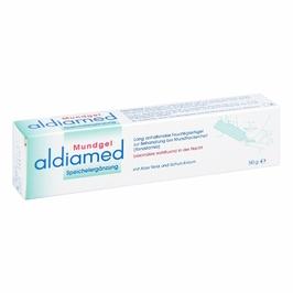 Aldiamed żel do ust i uzupełniania śliny