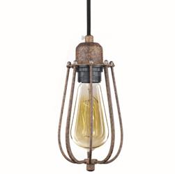 Altavola Design :: KOPENHAGEN LOFT RUSTY - LAMPA WISZĄCA - rdzawy  lampa wisząca