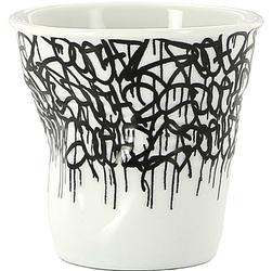 Kubek porcelanowy do espresso Revol Writer Cup RV-650456-6