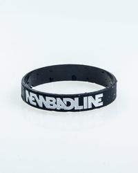 Opaska silikonowa na rękę New Bad Line Classic Black