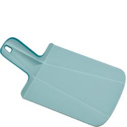 Deska do krojenia składana Chop2Pot Plus mini Joseph Joseph jasnoniebieska 60104