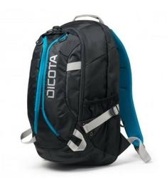 DICOTA Backpack Active 14-15.6 BlackBlue whit HDF