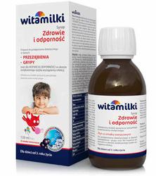 WITAMILKI Zdrowie i Odporność Syrop 120ml