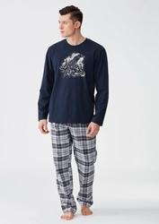 Key MNS 753 B8 piżama męska