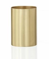 Pojemnik na długopisy Brass