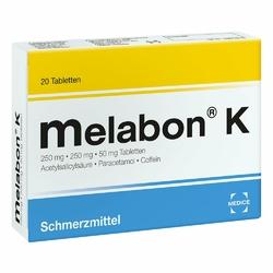 Melabon K Tabl.