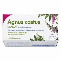 Agnus Castus Stada Tabletki powlekane 4mg