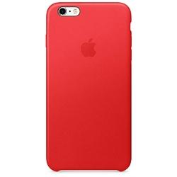 Apple Skórzane etui do iPhonea 6s Plus czerwone MKXG2ZMA